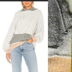 FREE PEOPLE Oversized Significant Other Hoodie